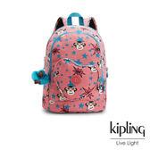 Kipling 星星眨眼猴後背包-中