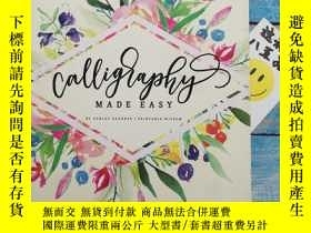 二手書博民逛書店Calligraphy罕見Made EasyY19139 Ash