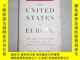 二手書博民逛書店THE罕見UNITED STATES OF EUROPEY139