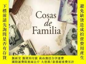 二手書博民逛書店Cosas罕見De Familia (spanish Edition)Y307751 Elsy Fors Ed