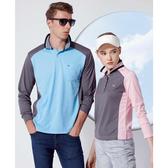 男版長袖排汗POLO衫(SP6309-17)女版長袖排汗POLO衫(SP6312-15)