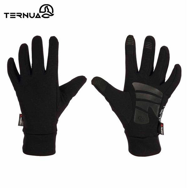【西班牙TERNUA】Power stretch pro 保暖防滑觸控手套 2681319 (S-L) / 城市綠洲(止滑、觸控、透氣快乾)