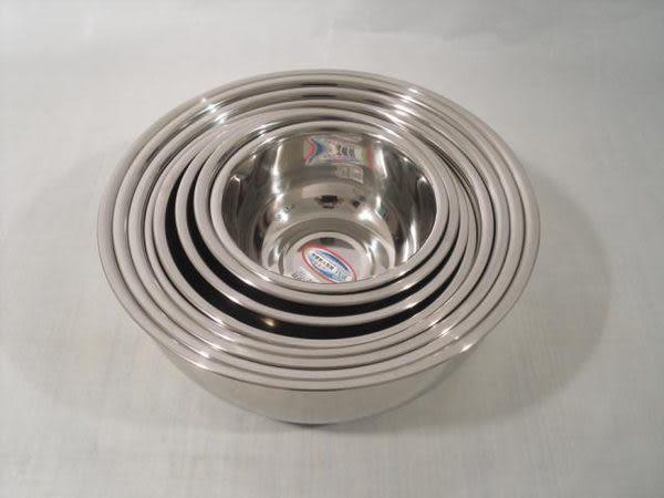 盛業調料缸0.8加厚無磁不鏽鋼盆調料缸