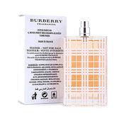 Burberry Brit 風格女性淡香水 100ml tester【5295 我愛購物】