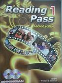 【書寶二手書T2/語言學習_PMW】Reading pass 1(Second edition)_白安竹_有光碟