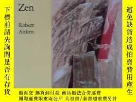 二手書博民逛書店英文原版書罕見Taking the Path of Zen Paperback – January 1, 1982