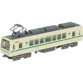 TOMYTEC 鐵道收藏 叡山電車700系観光列車 721号車綠色_TQ30152