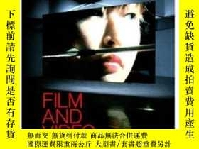 二手書博民逛書店Film罕見And Video ArtY364682 Stuart Comer Tate Publishing