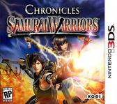 3DS Samurai Warriors: Chronicles 戰國無雙 編年史(美版代購)