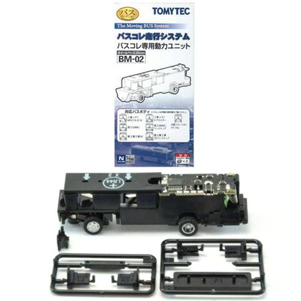 TOMYTEC BM02 巴士動力底盤B _TV24402