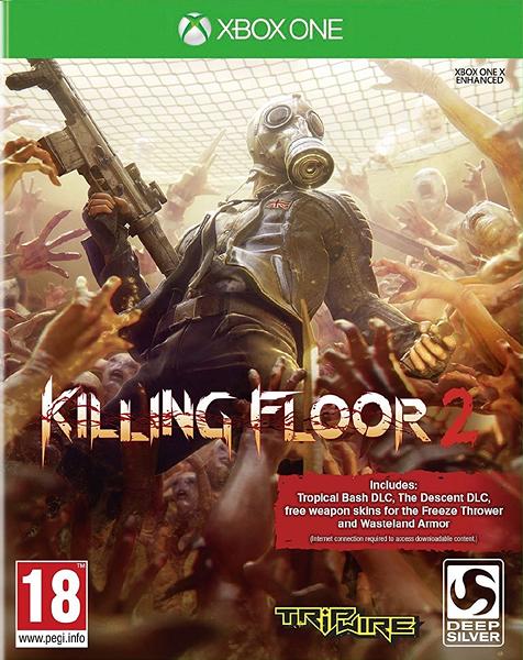 X1 Killing Floor 2 殺戮空間 2(美版代購)