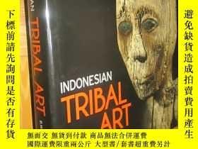二手書博民逛書店Indonesian罕見Tribal Art (12開,精裝)Y5460 Bruce W. Carpenter