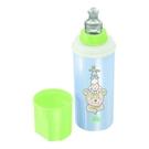 德國 rotho-babydesign 保溫奶瓶-藍色