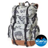 【KAVU】Camp Sherman 健行 背包『自然潛水員』9002-578 旅行.露營.斜背包.後背包.雙肩包.側背包