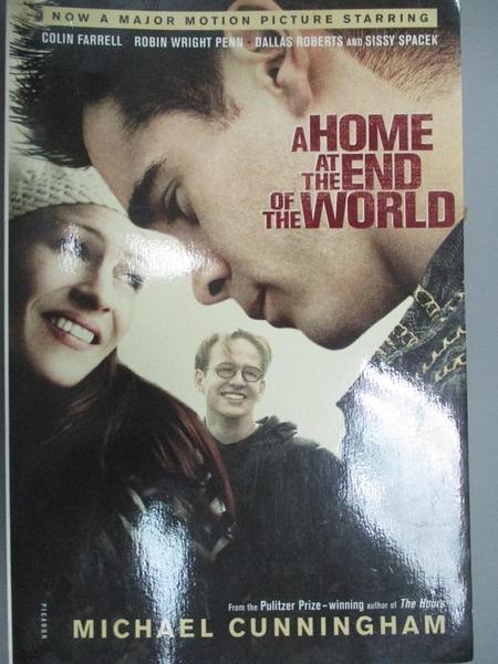 【書寶二手書T9/原文小說_LOU】A Home At The End Of The World_CUNNINGHAM
