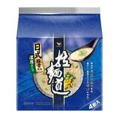 拉麵道-日式豚骨風味94gx4入【愛買】