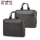 Samsonite Red【CLEIIN HT1】14吋筆電公事包 時尚極簡方正薄型 手提側背肩背 可插掛 (詢問優惠)