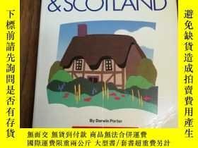 二手書博民逛書店Frommer s罕見England & Scotland 19