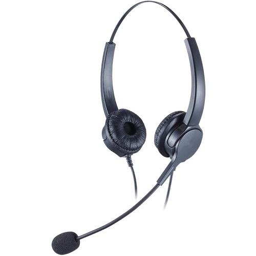 雙耳耳機麥克風 安立達 CID70 DKP51W KP70 HEADSET PHONE 總機耳機 總機電話耳機 話機耳機 話機耳麥