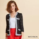 MOMA 經典蕾絲外套_2色