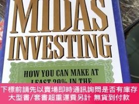 二手書博民逛書店MIDAS罕見INVESTING : how you can make at least 20% in the s