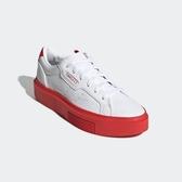 ISNEAKERS Adidas Originals x FIORUCCI Super 聯名 女 白紅 天使 EE4719