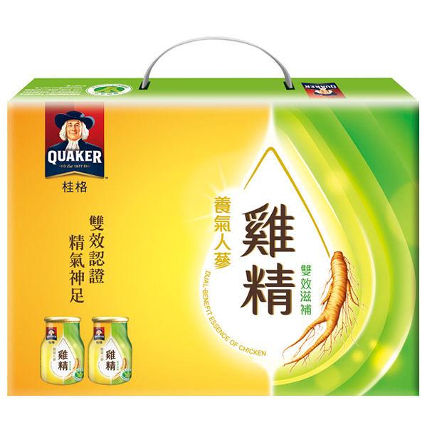 桂格養氣人蔘雞精 68ml*8瓶 *維康*