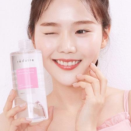 韓國 REDUIRE 瑞朵 舒顏煥膚卸妝水 400ml 卸妝水 卸妝 清潔