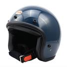【東門城】EVO 智同 CA-309 騎士復古帽精裝版(石墨藍) 小頭帽