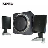 KINYO 2.1聲道多媒體音箱KY-1705【愛買】