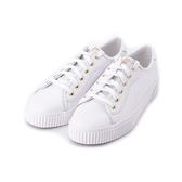 KEDS CREW KICK ALTO 簡約厚底皮革休閒鞋 白 9211W123207 女鞋