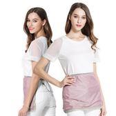 孕婦防輻射肚兜內穿防輻射服孕婦裝圍裙四季衣服銀纖維