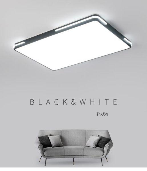 吊燈 臥室吸頂燈LED現代簡約大氣客廳燈具北歐圓形餐廳燈 優樂居