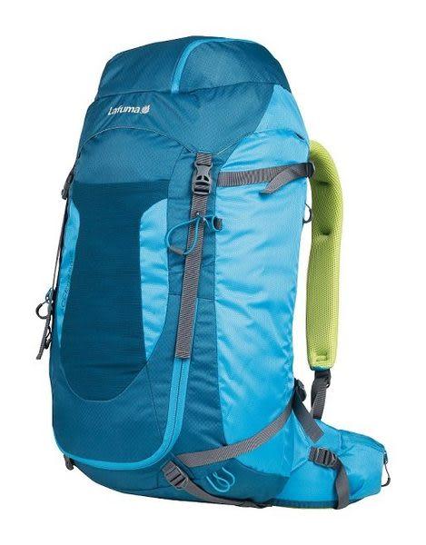 【山水網路商城】法國 Lafuma ACCESS 50+10L 登山背包 登山背包 專業登山背包 珊瑚藍 LFS6106