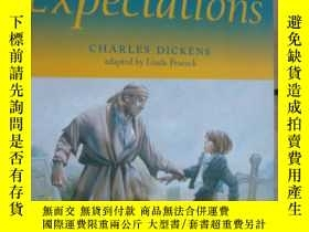 二手書博民逛書店(headwork罕見classics) Great Expectations 英文原版20開插圖本 品好未閱