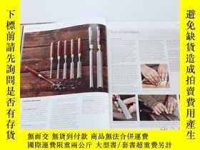 二手書博民逛書店Complete罕見Woodworking 木工基本技能和技術以
