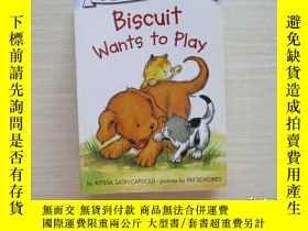 二手書博民逛書店Biscuit罕見Wants to Play 894Y10970