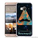 ✿ 3C膜露露 ✿【三角鬍子*硬殼】HTC ONE ME手機殼 手機套 保護套 保護殼