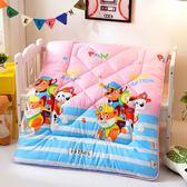 兒童秋冬被幼兒園加厚冬被寶寶午睡小被子保暖絲棉被芯嬰兒床被褥 【特惠免運】