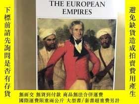 二手書博民逛書店The罕見European Empires (Illustrat