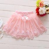兒童半身裙網紗蓬蓬裙童裝女童短裙寶寶裙子蕾絲公主裙女童半身裙 沸點奇跡