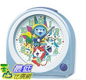 [東京直購] SEIKO CLOCK CQ144L 時鐘 鬧鐘 Yokai Watch 妖怪手錶 Alarm Clock