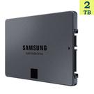 """【免運】SAMSUNG 2TB 2T【870 QVO】MZ-77Q2T0BW 2.5"""" SATA 6Gb/s SSD 固態硬碟"""