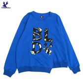 【三折特賣】American Bluedeer - 設計繡花棉T 秋冬新款