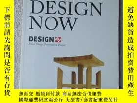 二手書博民逛書店POLISH罕見DESIGN NOW DESIGNY21478