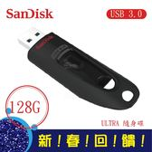 SANDISK 128G ULTRA CZ48 USB3.0 100 MB 隨身碟