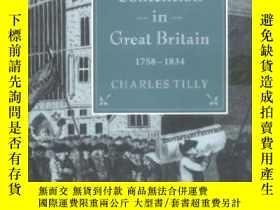 二手書博民逛書店Popular罕見Contention In Great Britain, 1758-1834Y364153