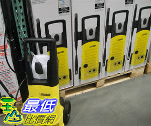 [COSCO代購] 無法超取 KARCHER HIGH-PRESSURE WASHER 凱馳高壓清洗機 K3.450 C92361 $7726