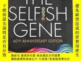 二手書博民逛書店The罕見Selfish Gene(40th Anniversa