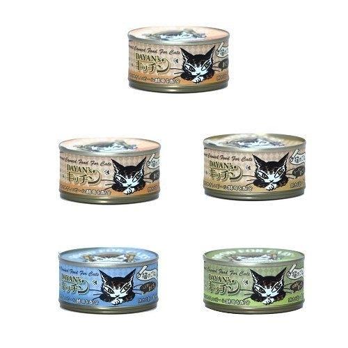 『寵喵樂旗艦店』【單罐】日本Dayan達洋貓全機能貓罐 80克